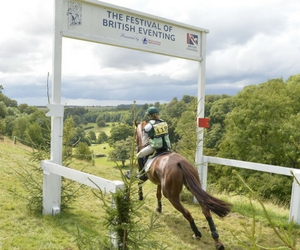 Festival of British Eventing