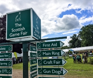 Scottish Game Fair