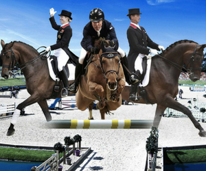 Equerry Bolesworth International Horse Show