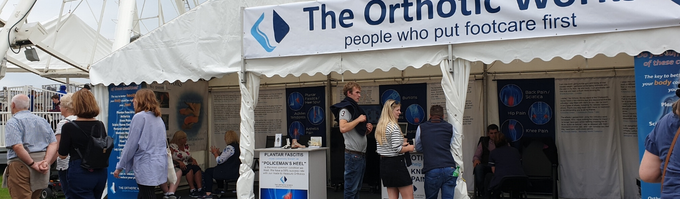 Orthotic Works Shows and Events